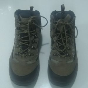 Hi-Tec Waterproof Lace Up Hiking Boots Size 10